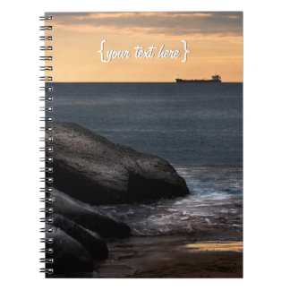 Ships May Come and Go Note Book