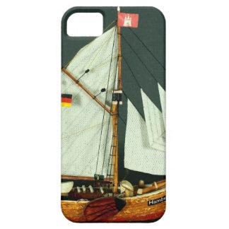 Ship's model 1-mast Ewer iPhone SE/5/5s Case
