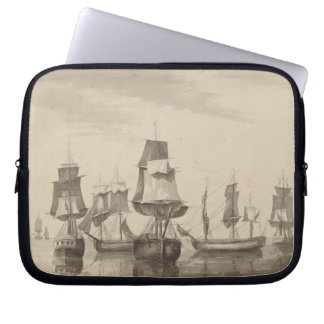 Ships of 26th June 1776 Computer Sleeve