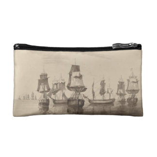 Ships of 26th June 1776 Cosmetic Bag