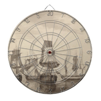 Ships of 26th June 1776 Dart Boards
