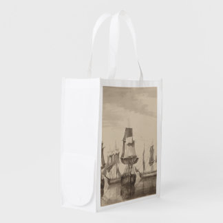 Ships of 26th June 1776 Grocery Bag