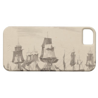 Ships of 26th June 1776 iPhone SE/5/5s Case