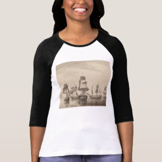 Ships of 26th June 1776 T-Shirt