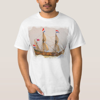 Ships of the explorers, Dutch East India Co. T-Shirt