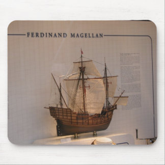 Ships of the explorers, Ferdinand Magellan Mouse Pad