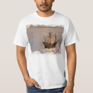 Ships of the explorers, Ferdinand Magellan T-shirt