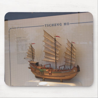 Ships of the explorers, Tscheng Ho Mouse Pad