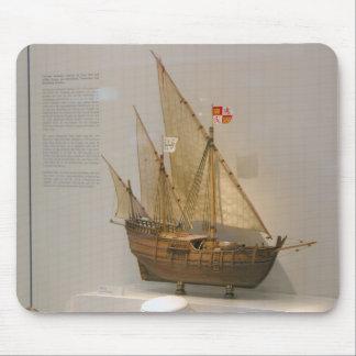 Ships of the explorers, Vasco da Gama Mousepads