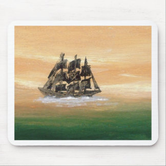 Ships of the Imagination Sailing Ship CricketDiane Mouse Pad