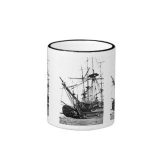 Ships of the Line Ringer Mug