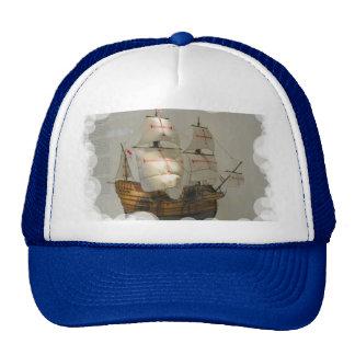 Ships of World Explorers,Christopher Columbus, Trucker Hat