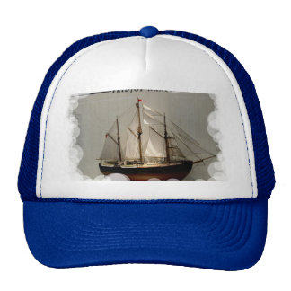 Ships of World Explorers, Fridjof Nansen Trucker Hat