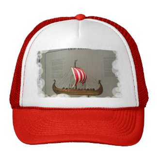 Ships of world Explorers, Leif Erikson Trucker Hat