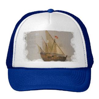 Ships of World Explorers, Vasco da Gama Trucker Hat