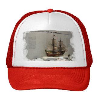 Ships of world Explorers, Vitus Bering Trucker Hat