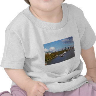 Ships on the Thames. Shirt