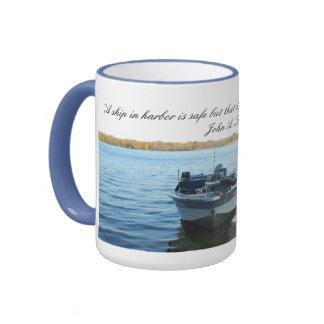 Ships Quote Mug