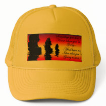 Ships Sillhouettes Hat
