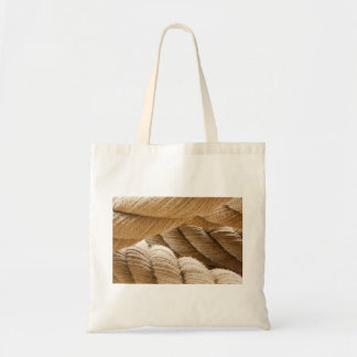 Ships twisted rope. tote bags