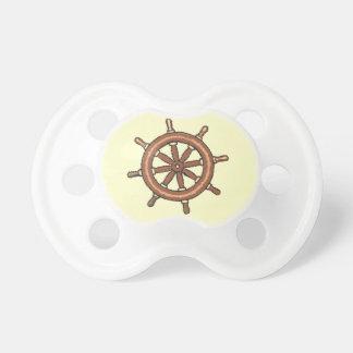 Ship's Wheel Pacifier