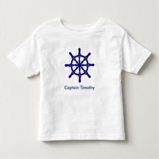 Ship's Wheel Toddler T-shirt
