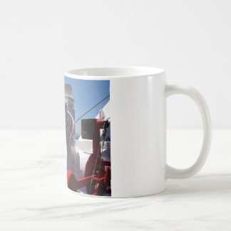 Ship's Winch And The African Coast Coffee Mug