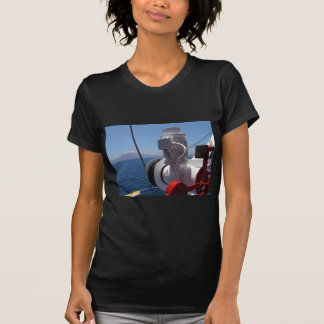 Ship's Winch And The African Coast T-Shirt