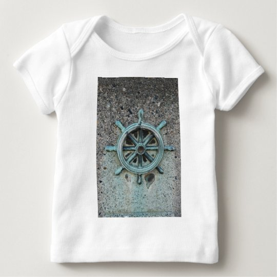 ShipWheel051709 Baby T-Shirt