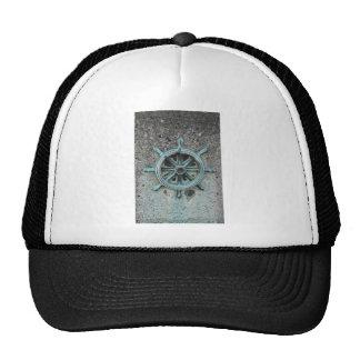 ShipWheel051709 Trucker Hat