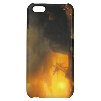 Shipwreck at Mount Athos Ivan Aivasovsky seascape iPhone 5C Covers
