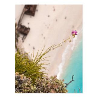 Shipwreck beach postcard