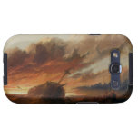 Shipwreck, c.1850 (oil on canvas) galaxy SIII cover