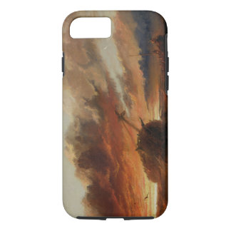 Shipwreck, c.1850 (oil on canvas) iPhone 7 case