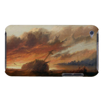 Shipwreck, c.1850 (oil on canvas) iPod touch case