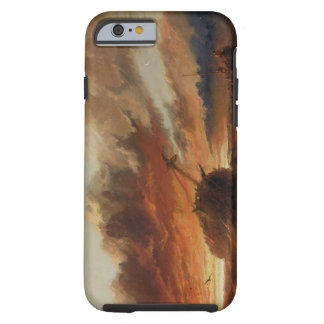 Shipwreck, c.1850 (oil on canvas) tough iPhone 6 case