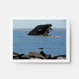 Shipwreck Envelope