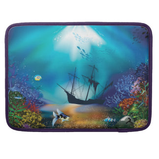 Shipwreck Sleeves For MacBook Pro