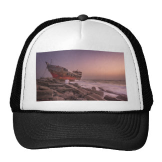 Shipwreck Trucker Hat
