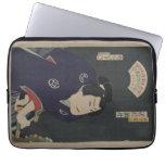 Shirai Gonpachi Laptop Computer Sleeves