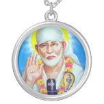 Shirdi Sai Baba Beautiful Custom Necklace