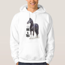 Shire Draft Horse Hoodie