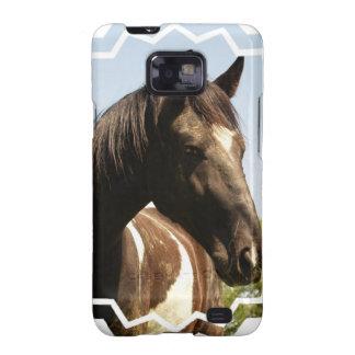 Shire Draft Horse Samsung Galaxy Case Galaxy SII Cover
