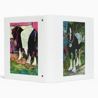 'Shire Horse' Binder