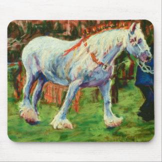 Shire Horse Mousepad