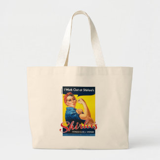Shirlee's Rosie the Riveter Tote Bag