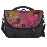 Shirley 13 Whirly Shuffle Swatches Will Suffice Laptop Commuter Bag
