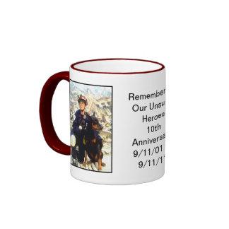 Shirley Hammond SAR Mug