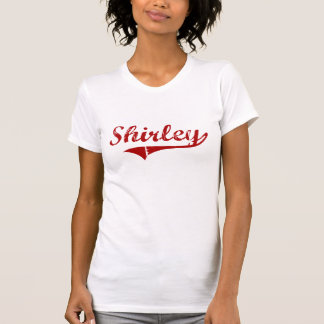 Shirley Massachusetts Classic Design T-Shirt