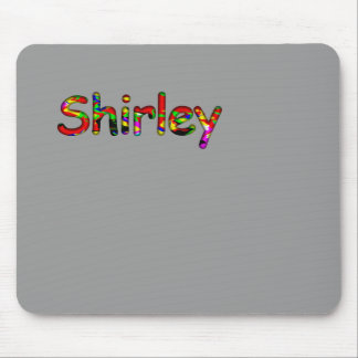 Shirley mouse pads